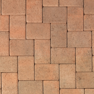 Blended Cream Terracotta Brown
