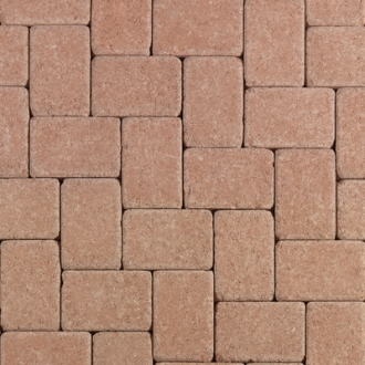 Tumbled Solid Terracotta