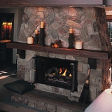 Boral Fireplace