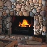Boral Outdoor Fireplace