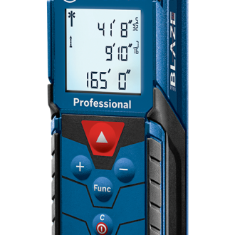 BLAZE Pro 165 Ft. Laser Measure