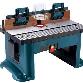 Bench Top Router Table