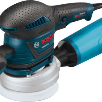 120 V 5 In. Random Orbit Sander - Polisher