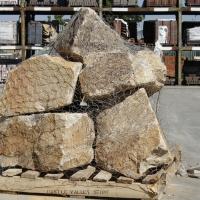Blonde Sandstone Boulders
