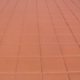 Brick Red Colored Concrete