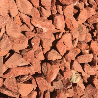 Decorative Brick Chips 3/4""