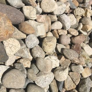 """Landscape Rock 1"""" - 1 1/2"""""""
