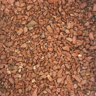 Decorative Brick Chips 3/8""