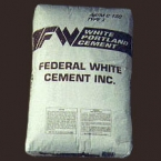Federal White ASTM-C-150_Type I