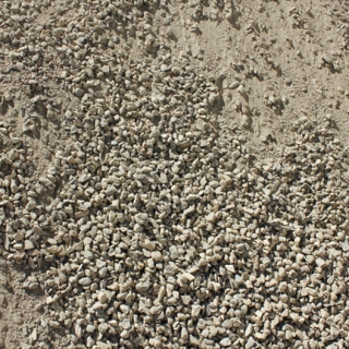Crushed Aggregate Base