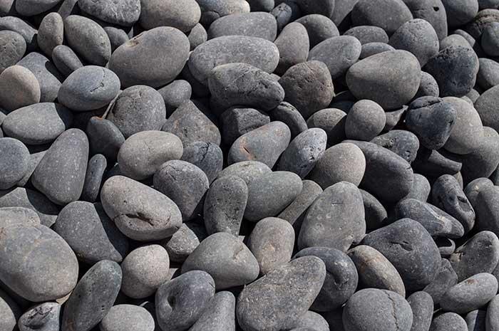 Mex Beach Pebbles 1 2 Black