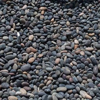 "Mex Beach Pebbles 1/4"" – 1/2"" mix"