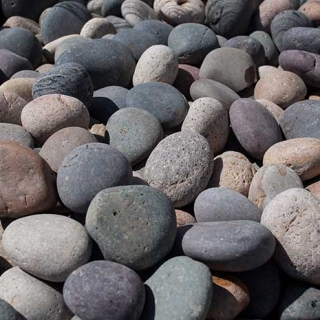 "Mex Beach Pebbles 2"" – 3"" mix"