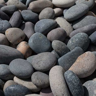 "Mex Beach Pebbles 1"" – 2"" mix"