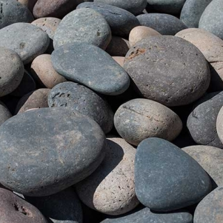 "Mex Beach Pebbles 3"" – 5"" mix"