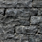 Black Rundle Ledgestone