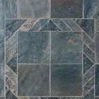 Ocean Green Tile