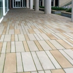 Large Scale Narrow Paver