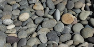 Mexican Beach Pebble and River Rock